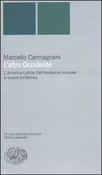 Copertina dell'audiolibro L'altro Occidente di CARMAGNANI, Marcello