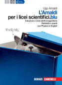 Copertina dell'audiolibro L'Amaldi per i licei scientifici. BLU vol. 3