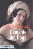 Copertina dell'audiolibro L'amante del Doge di RUSSO, Carla Maria