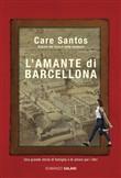 Copertina dell'audiolibro L'amante di Barcellona