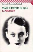 Copertina dell'audiolibro L'amante di DURAS, Marguerite