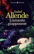 Copertina dell'audiolibro L'amante giapponese di ALLENDE, Isabel