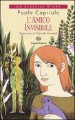 Copertina dell'audiolibro L'amico invisibile di CAPRIOLO, Paola