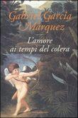 Copertina dell'audiolibro L'amore ai tempi del colera di GARCIA MARQUEZ, Gabriel
