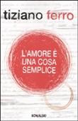 Copertina dell'audiolibro L'amore è una cosa semplice di FERRO, Tiziano