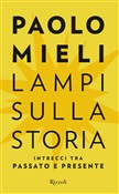Copertina dell'audiolibro Lampi sulla storia. Intrecci tra passato e presente di MIELI, Paolo