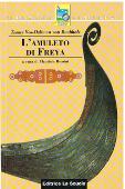 Copertina dell'audiolibro L'amuleto di Freya di BRASINI, Flaminia (a cura di)
