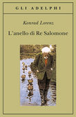Copertina dell'audiolibro L'anello di re Salomone di LORENZ, Konrad