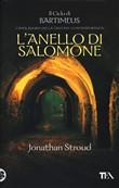 Copertina dell'audiolibro L'anello di Salomone. Trilogia di Bartimeus vol.1 di STROUD, Jonathan