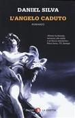 Copertina dell'audiolibro L'angelo caduto di SILVA, Daniel