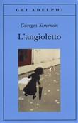 Copertina dell'audiolibro L'angioletto di SIMENON, Georges