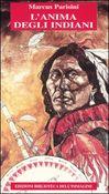 Copertina dell'audiolibro L'anima degli indiani di PARISINI, Marcus