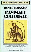 Copertina dell'audiolibro L'animale culturale di MAINARDI, Danilo
