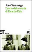 Copertina dell'audiolibro L'anno della morte di Ricardo Reis di SARAMAGO, José