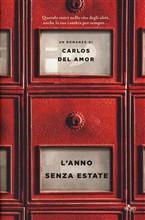Copertina dell'audiolibro L'anno senza estate di del AMOR, Carlos