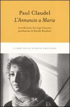 Copertina dell'audiolibro L'annuncio a Maria
