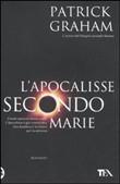 Copertina dell'audiolibro L'apocalisse secondo Marie di GRAHAM, Patrick
