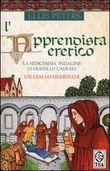 Copertina dell'audiolibro L'apprendista eretico di PETERS, Ellis