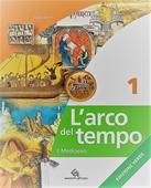 Copertina dell'audiolibro L'arco del tempo 1 – ed. verde di CAROTTI, Elisa
