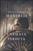 Copertina dell'audiolibro L'armata perduta di MANFREDI, Valerio Massimo