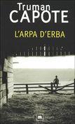 Copertina dell'audiolibro L'arpa d'erba di CAPOTE, Truman