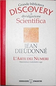 Copertina dell'audiolibro L'arte dei numeri di DIEUDONNÈ, Jean