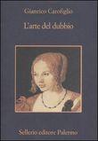 Copertina dell'audiolibro L'arte del dubbio di CAROFIGLIO, Gianrico