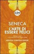 Copertina dell'audiolibro L'arte di essere felici di SENECA