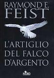 Copertina dell'audiolibro L'artiglio del falco d'argento di FEIST, Raymonde E.