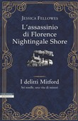 Copertina dell'audiolibro L'assassinio di Florence Nightingale Shore di FELLOWES, Jessica