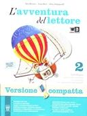 Copertina dell'audiolibro L'avventura del lettore – Antologia 2 di BECCARIA, S. - BOSIO, I. - SCHIAPPARELLI, E.
