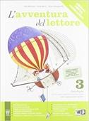 Copertina dell'audiolibro L'avventura del lettore – Antologia 3 di BECCARIA, S. - BOSIO, I. - SCHIAPPARELLI, E.