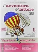 Copertina dell'audiolibro L'avventura del lettore – Percorsi di letteratura italiana di BECCARIA, S. - BOSIO, I. - SCHIAPPARELLI, E.
