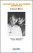 Copertina dell'audiolibro L'avventura di un povero cristiano di SILONE, Ignazio