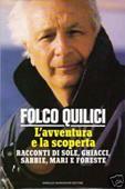Copertina dell'audiolibro L'avventura e la scoperta di QUILICI, Folco
