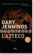 Copertina dell'audiolibro L'azteco di JENNINGS, Gary