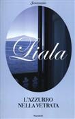 Copertina dell'audiolibro L'azzurro nella vetrata di LIALA