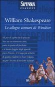 Copertina dell'audiolibro Le allegre comari di Windsor