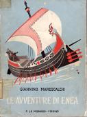 Copertina dell'audiolibro Le avventure di Enea di MARESCALCHI, Giannino