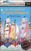 Copertina dell'audiolibro Le avventure di Lupo Uragano di CARPI, Pinin
