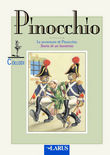 Copertina dell'audiolibro Le avventure di Pinocchio di COLLODI, Carlo