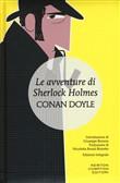 Copertina dell'audiolibro Le avventure di Sherlock Holmes