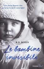 Copertina dell'audiolibro Le bambine invisibili di ROSEN, R.D.
