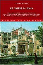 Copertina dell'audiolibro Le chiese di Roma di RENDINA, Claudio