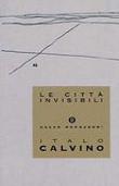 Copertina dell'audiolibro Le città invisibili di CALVINO, Italo