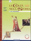 Copertina dell'audiolibro Le civiltà nella storia di COLOMBO, Giuseppe - FIORIO, Cinzia