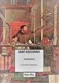 Copertina dell'audiolibro Le confessioni di Sant'Agostino di MASARACCHIO, Silvia (a cura di)