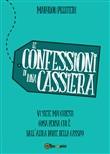 Copertina dell'audiolibro Le confessioni di una cassiera di PILLITTERI, Marylou