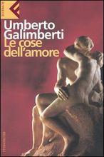 Copertina dell'audiolibro Le cose dell'amore di GALIMBERTI, Umberto