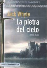 Copertina dell'audiolibro Le cronache di Camelot: La pietra del cielo vol.1 di WHYTE, Jack